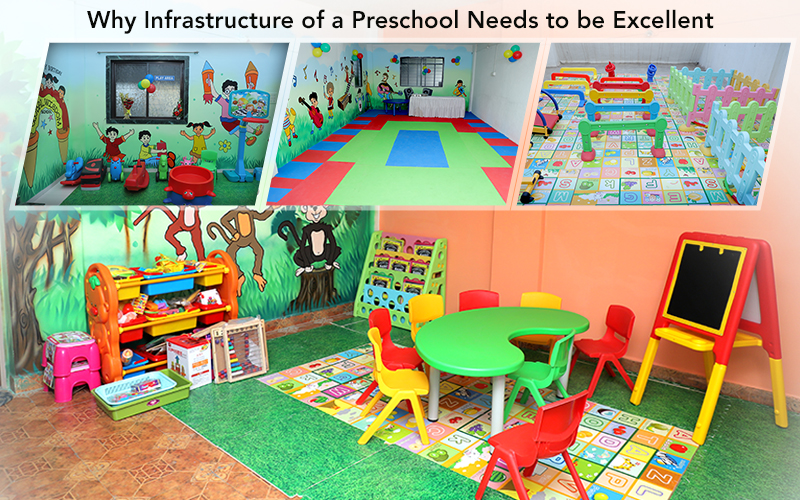 Why Infrastructure of a Preschool Needs to be Excellent